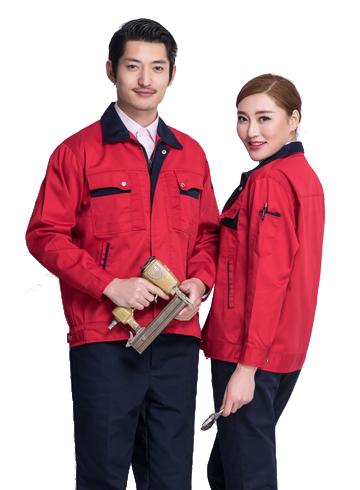 <b>耐磨长袖工作服 套装工装定做 厂家直销</b>图片